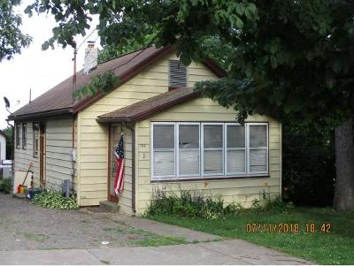 Single Family Home For Sale: 704 Irving Avenue