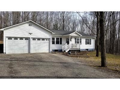 Broome County, Cayuga County, Chenango County, Cortland County, Delaware County, Tioga County, Tompkins County Single Family Home For Sale: 603 Sprague Road