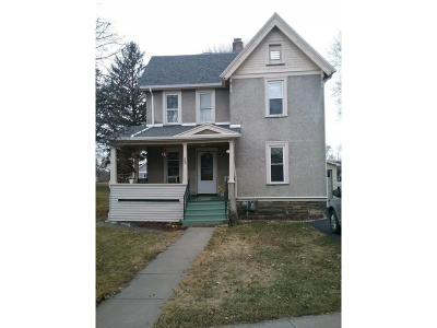 Owego Single Family Home For Sale: 107 McMaster Street
