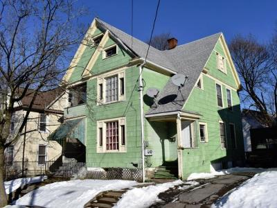 Binghamton Multi Family Home For Sale: 44.5 St. John Avenue