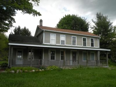 Chenango Single Family Home For Sale: 1731 Route 12