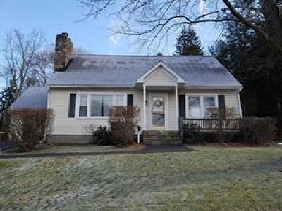 Sidney NY Single Family Home For Sale: $140,000