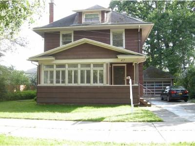 Broome County, Chenango County, Cortland County, Tioga County, Tompkins County Single Family Home For Sale: 47 Grand Blvd