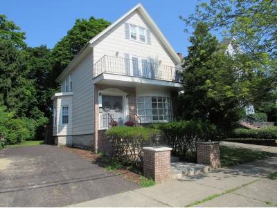 Binghamton Single Family Home For Sale: 25 Oak St