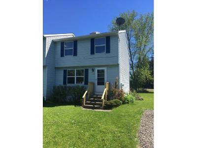 Johnson City NY Single Family Home For Sale: $87,900