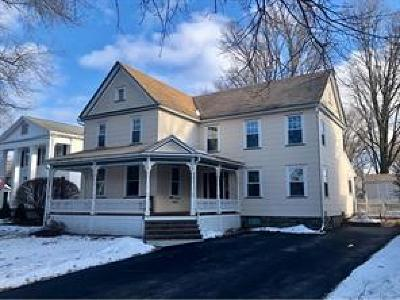 Owego Single Family Home For Sale: 68 McMaster Street