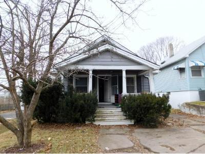 Binghamton Single Family Home For Sale: 143 Glenwood Road