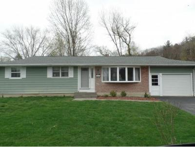 Vestal Single Family Home For Sale: 609 Queensbury Ct