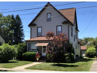 Johnson City NY Single Family Home For Sale: $143,000