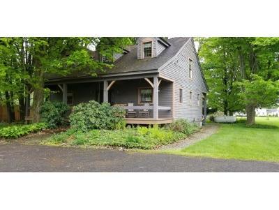 Newark Valley Single Family Home For Sale: 96 S Main Street
