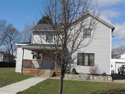 Johnson City NY Single Family Home For Sale: $149,900