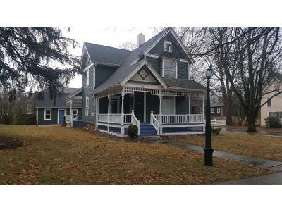 Owego Single Family Home For Sale: 6 Front