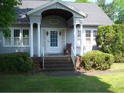 Binghamton NY Single Family Home For Sale: $160,000