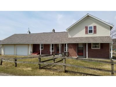 Chenango Single Family Home For Sale: 5717 Nys Rte 79