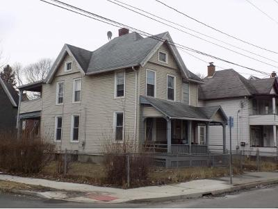Binghamton Multi Family Home For Sale: Robinsonchenangomygattclinton