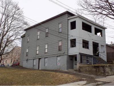 Johnson City Multi Family Home For Sale: 149-153 Hudson Street