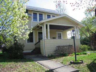 Binghamton Single Family Home For Sale: 13 Boulevard Terrace