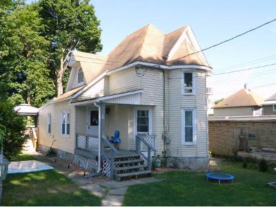 Binghamton Single Family Home For Sale: 23 Yager Street