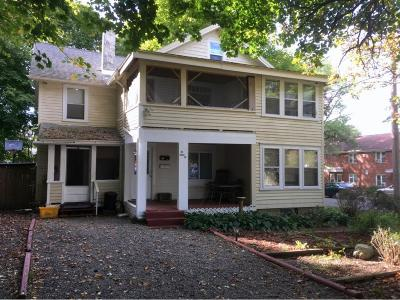 Binghamton Multi Family Home For Sale: 22 & 24 Afton Street