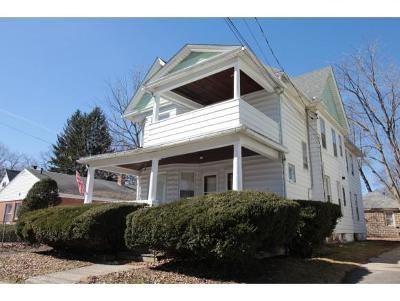 Binghamton Multi Family Home For Sale: 52 Vine St