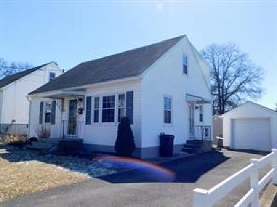 Binghamton Single Family Home For Sale: 44 Ardsley Road