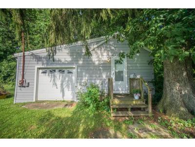 Johnson City NY Single Family Home For Sale: $70,000