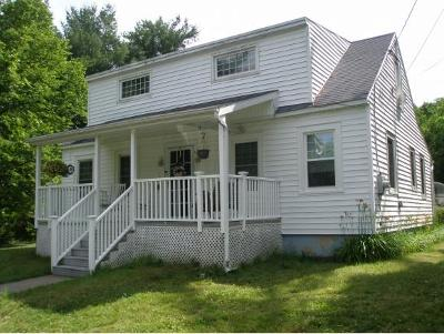 Vestal NY Single Family Home For Sale: $190,000