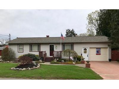 Newark Valley Single Family Home For Sale: 5 Central Avenue