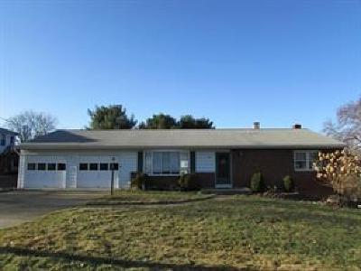 Apalachin Single Family Home For Sale: 8 Alpine Drive