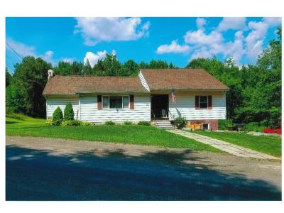 Binghamton NY Single Family Home For Sale: $149,500