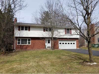 Vestal Single Family Home For Sale: 3837 Pembrooke Lane