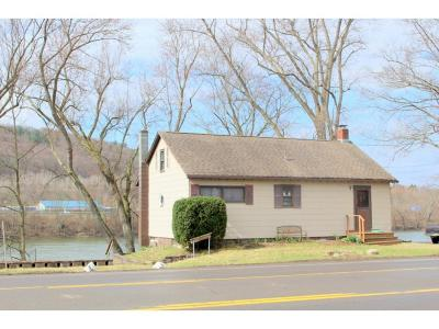 Owego NY Single Family Home For Sale: $86,000