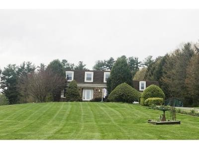 Apalachin Single Family Home For Sale: 966 Jewett Hill Road