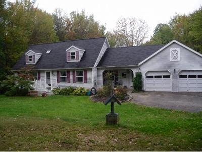 Binghamton NY Single Family Home For Sale: $189,900