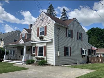 Single Family Home For Sale: 1199 Cornell Ave