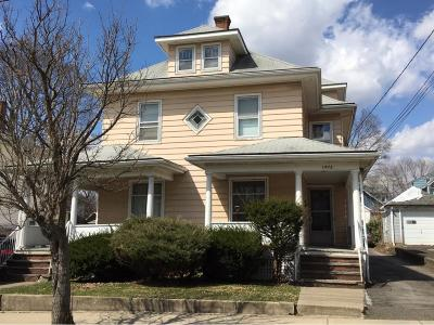Binghamton Multi Family Home For Sale: 127 Crestmont Road