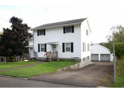 Endicott NY Multi Family Home For Sale: $144,900