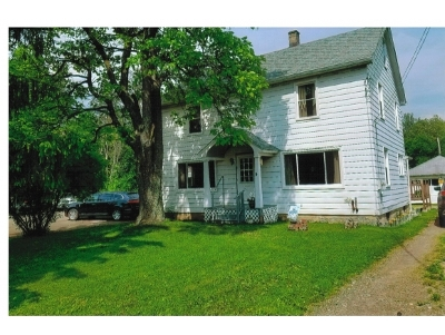 Endicott Single Family Home For Sale: 1592 Union Center Maine Highway
