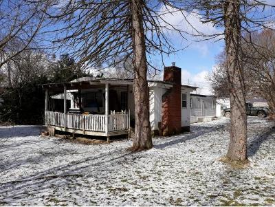 Whitney Point Single Family Home For Sale: 2810&2820 Hickory St
