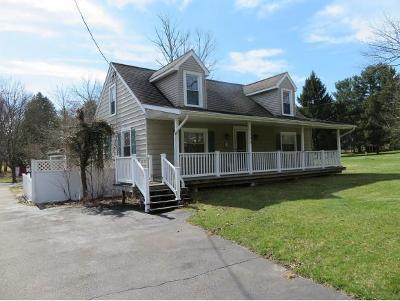 Vestal Single Family Home For Sale: 1060 Bunn Hill Rd.
