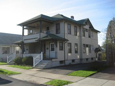 Binghamton Multi Family Home For Sale: 155 Frederick E