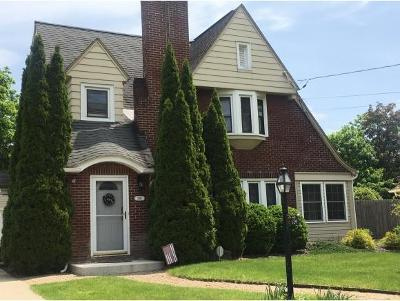 Binghamton Single Family Home For Sale: 124 Elaine Drive