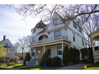 Binghamton Multi Family Home For Sale: 3 Chestnut St