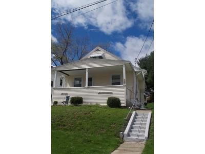 Endicott Single Family Home For Sale: 503 Hill Avenue