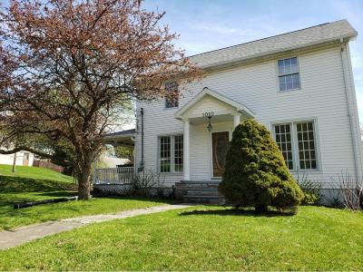 Endicott NY Single Family Home For Sale: $134,750