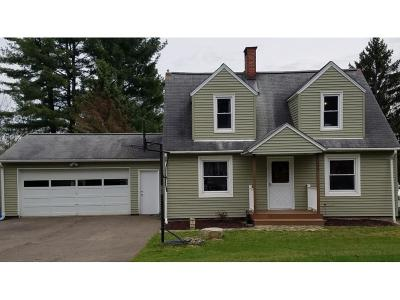 Vestal NY Single Family Home For Sale: $149,000