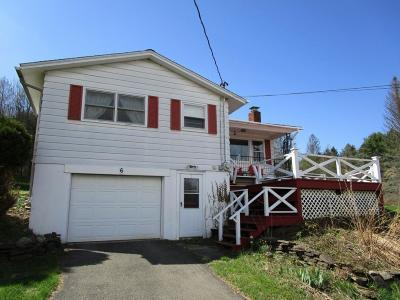 Greene NY Single Family Home For Sale: $129,900