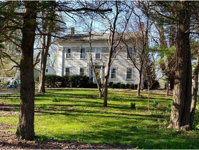 Vestal Single Family Home For Sale: 2000 Castle Gardens Road
