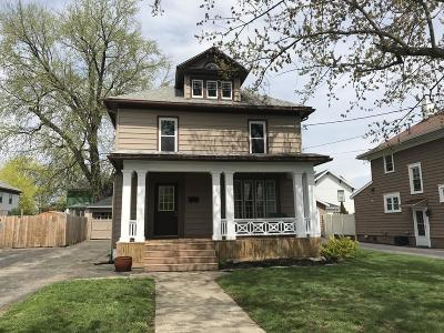 Endicott Single Family Home For Sale: 3207 Stack Ave