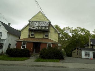 Endicott Multi Family Home For Sale: 107 Oak Hill Avenue